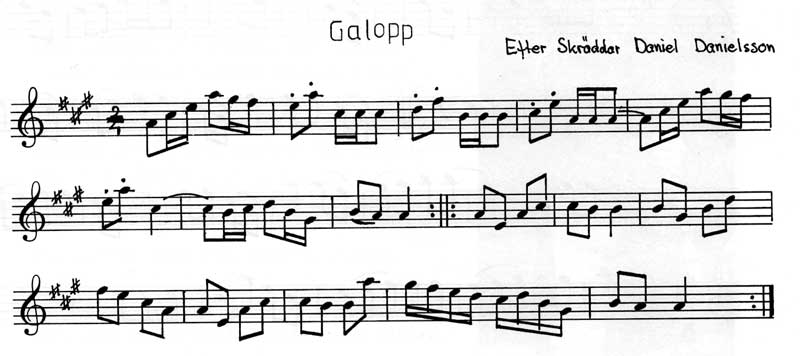 Galopp-sdd