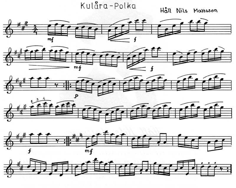 Kulåra-Polka