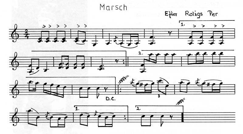 Marsch-rp