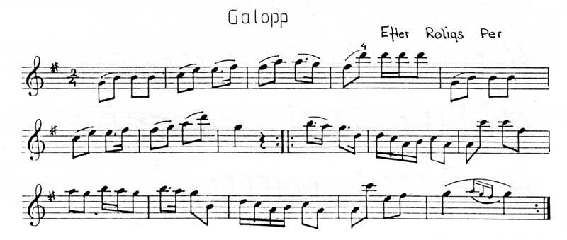 Galopp-rp